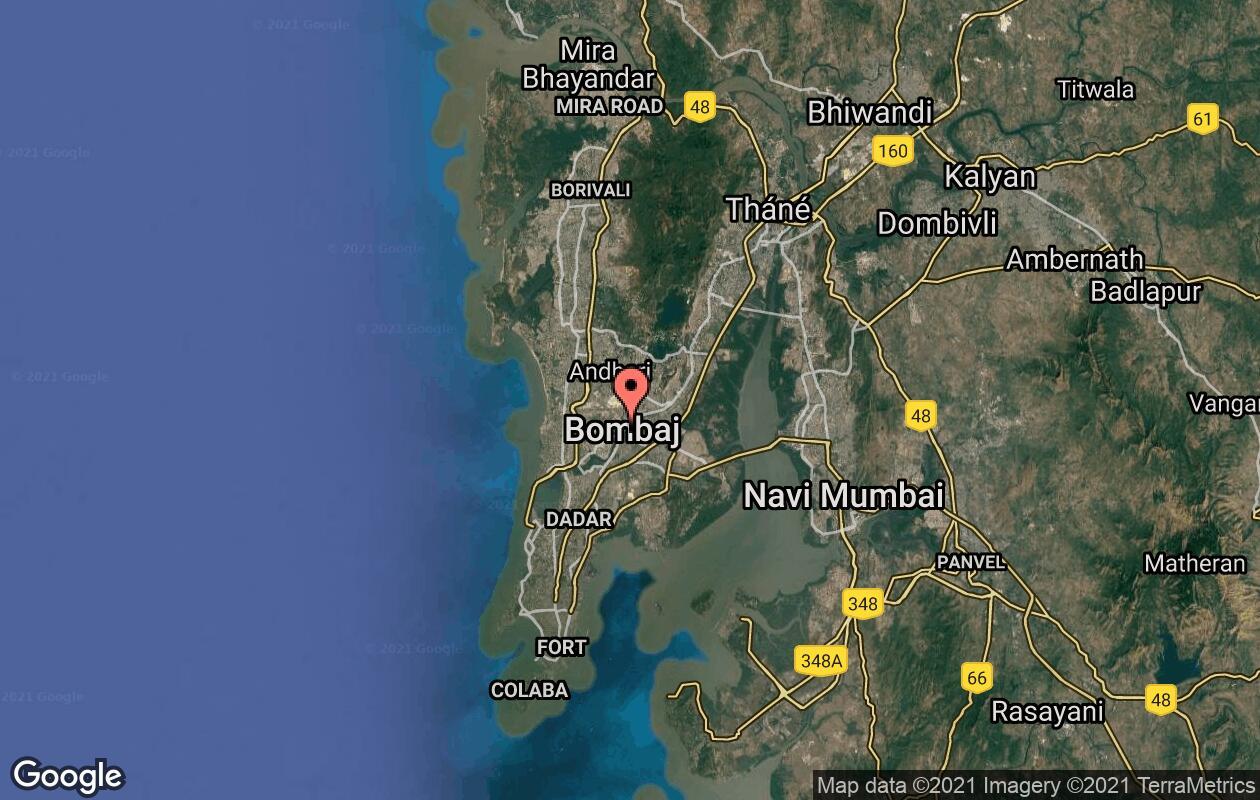 Orgie v Bombaji