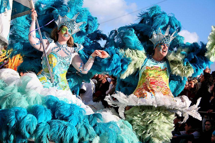 Rio karnevalová orgie