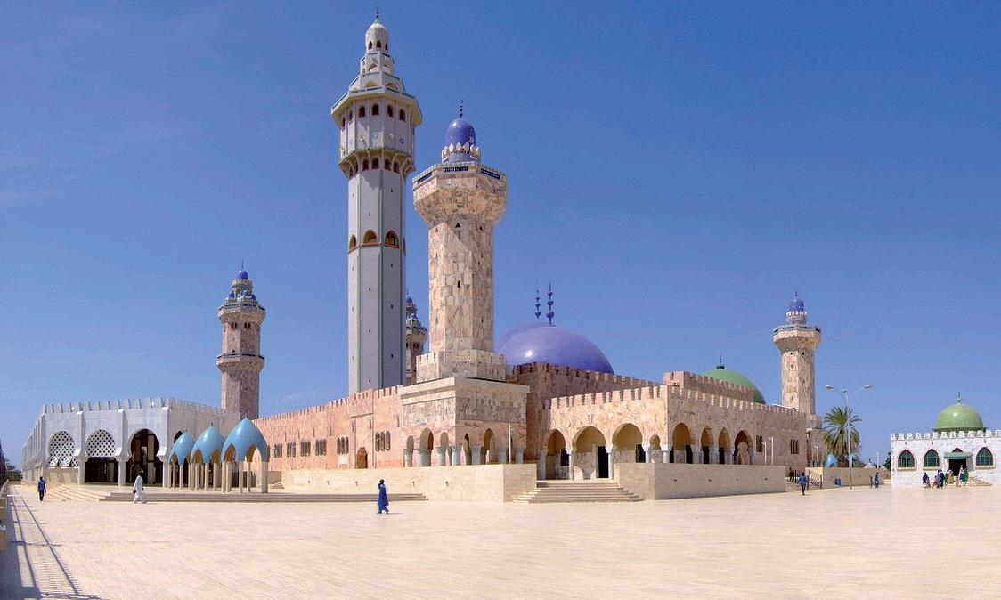 Senegal je zemí nevšední architektury