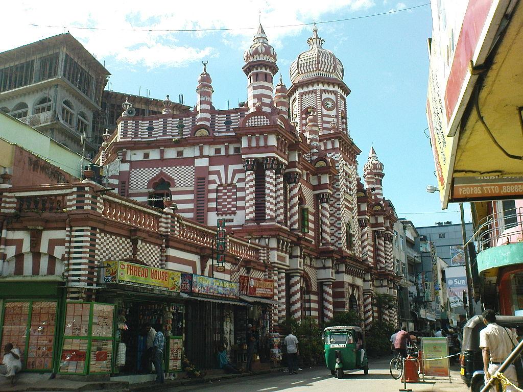 V Kolombu najdete zajímavá místa.