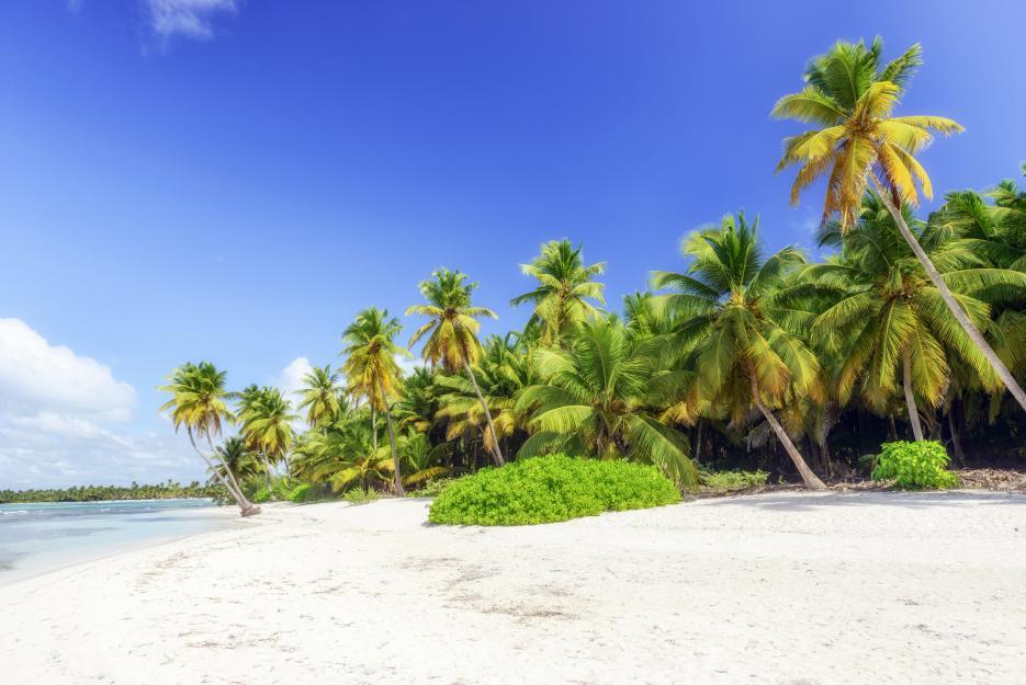 Není v Dominikánské republice krásně? Na snímku Punta Cana.