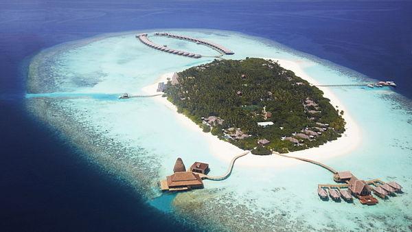 Maledivské atoly patří k nejromantičtějším místům planety.