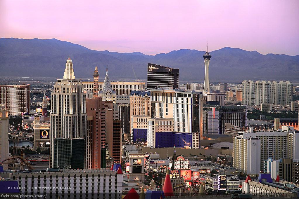 Las Vegas je město divů a netušených možností.