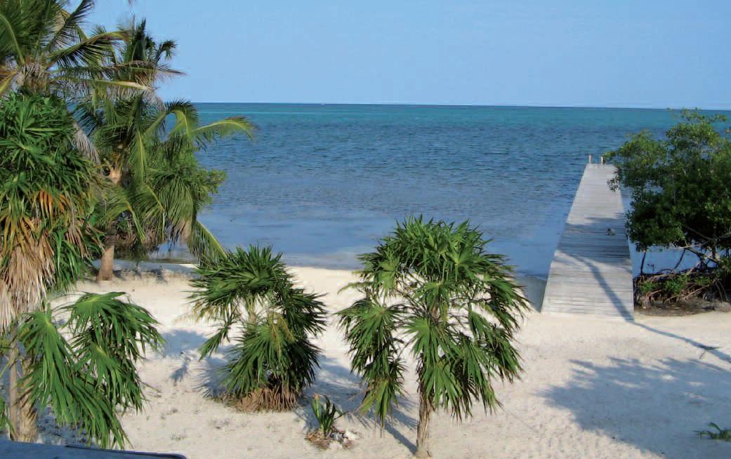 Pokud si jedete do Kostariky užívat na pláž, bude to dost možná do letoviska Ambergis Caye.