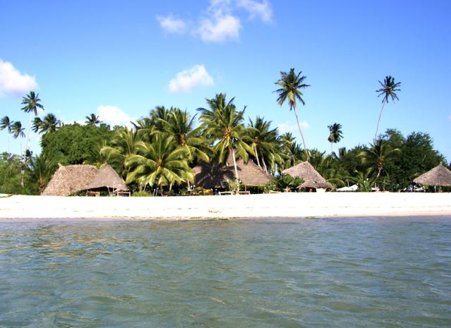 Plaže lemující Zanzibar vytvářejí dojem, že jste se ocitli v kýčovitém plakátu.