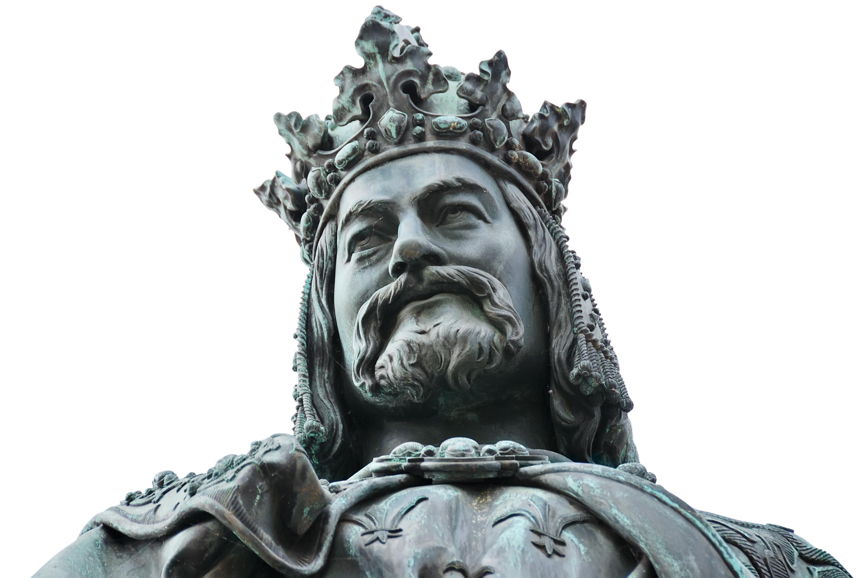 Je tomu 700 let, co se narodil král Karel.