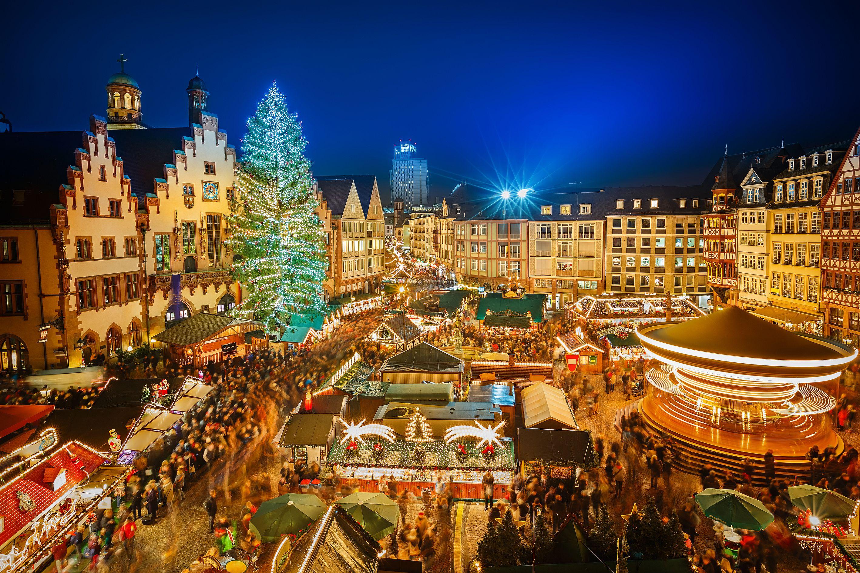 Vánoční trhy mají zvláštní kouzlo.