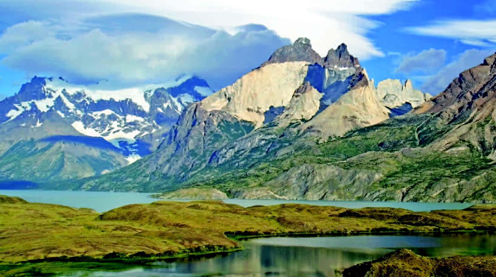 Chile, to nejsou jen pouště na severu a led s tučňáky na jihu, ale i velehory ve vnitrozemí.