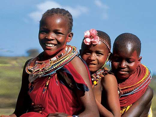 Masajové.