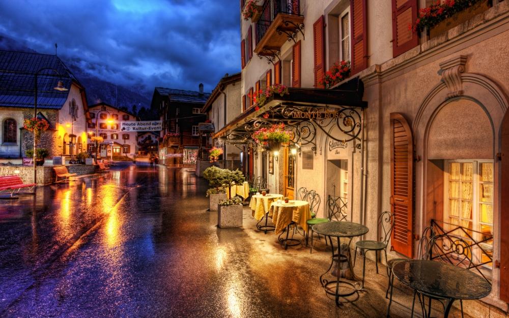 Evropská města a městečka dokážou být tak neuvěřitelně romantická, že?