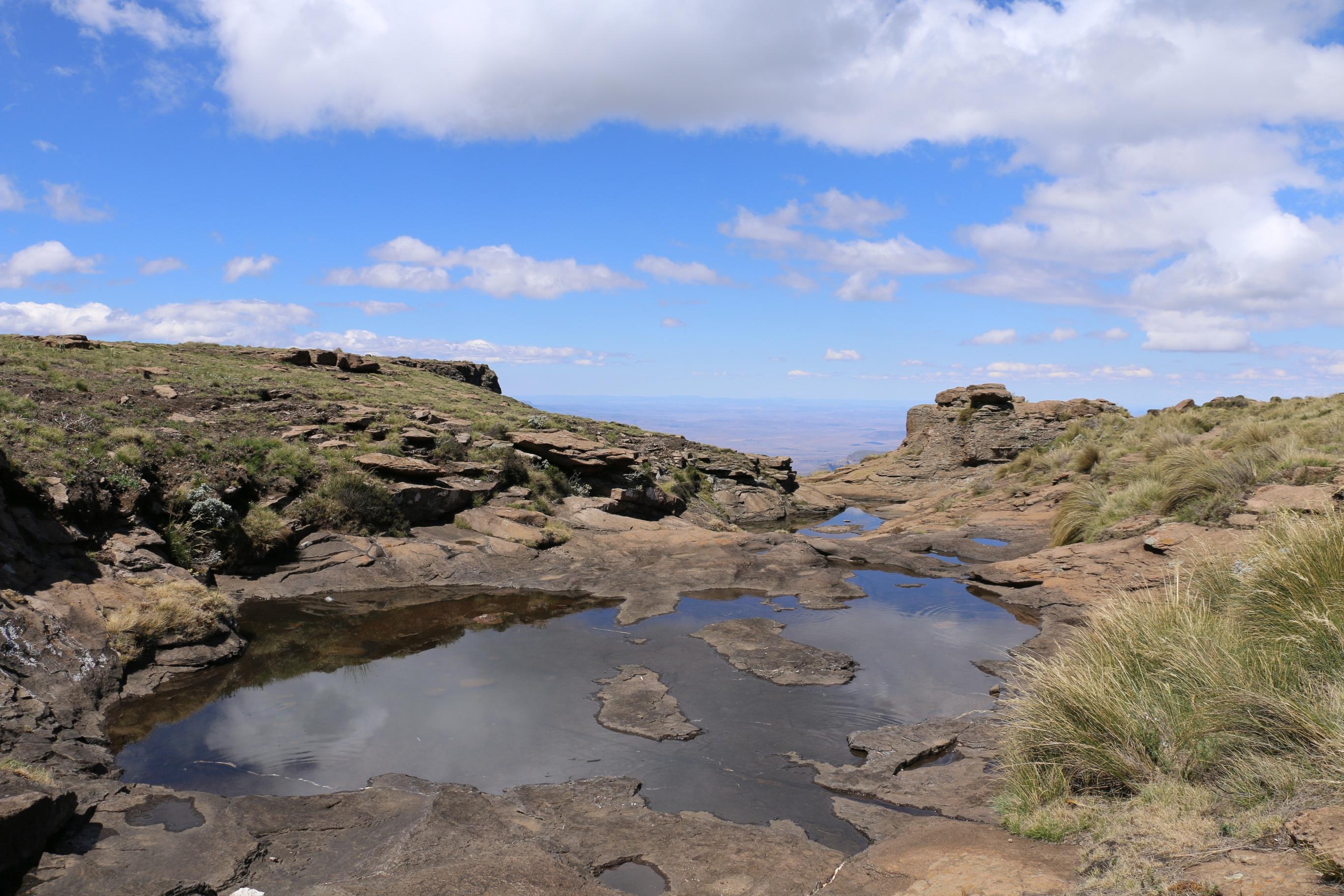 Dračí hory najdeme na seznamu světového dědictví UNESCO.