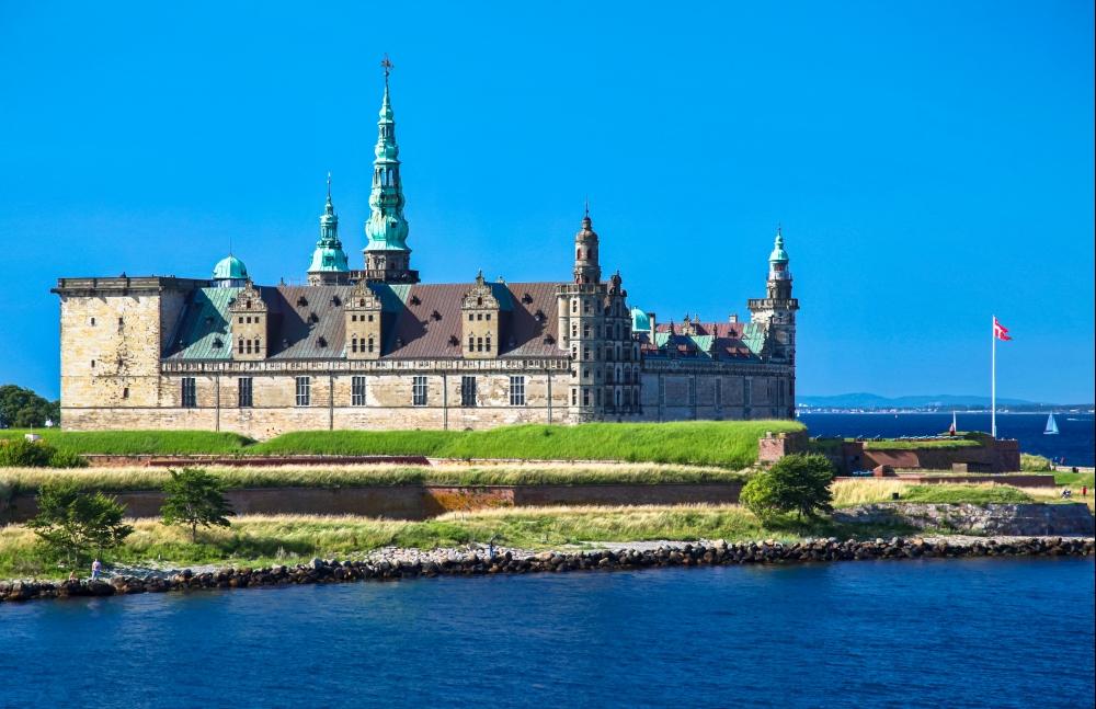 Víte, že původní jméno hradu Krogen se překládá jako