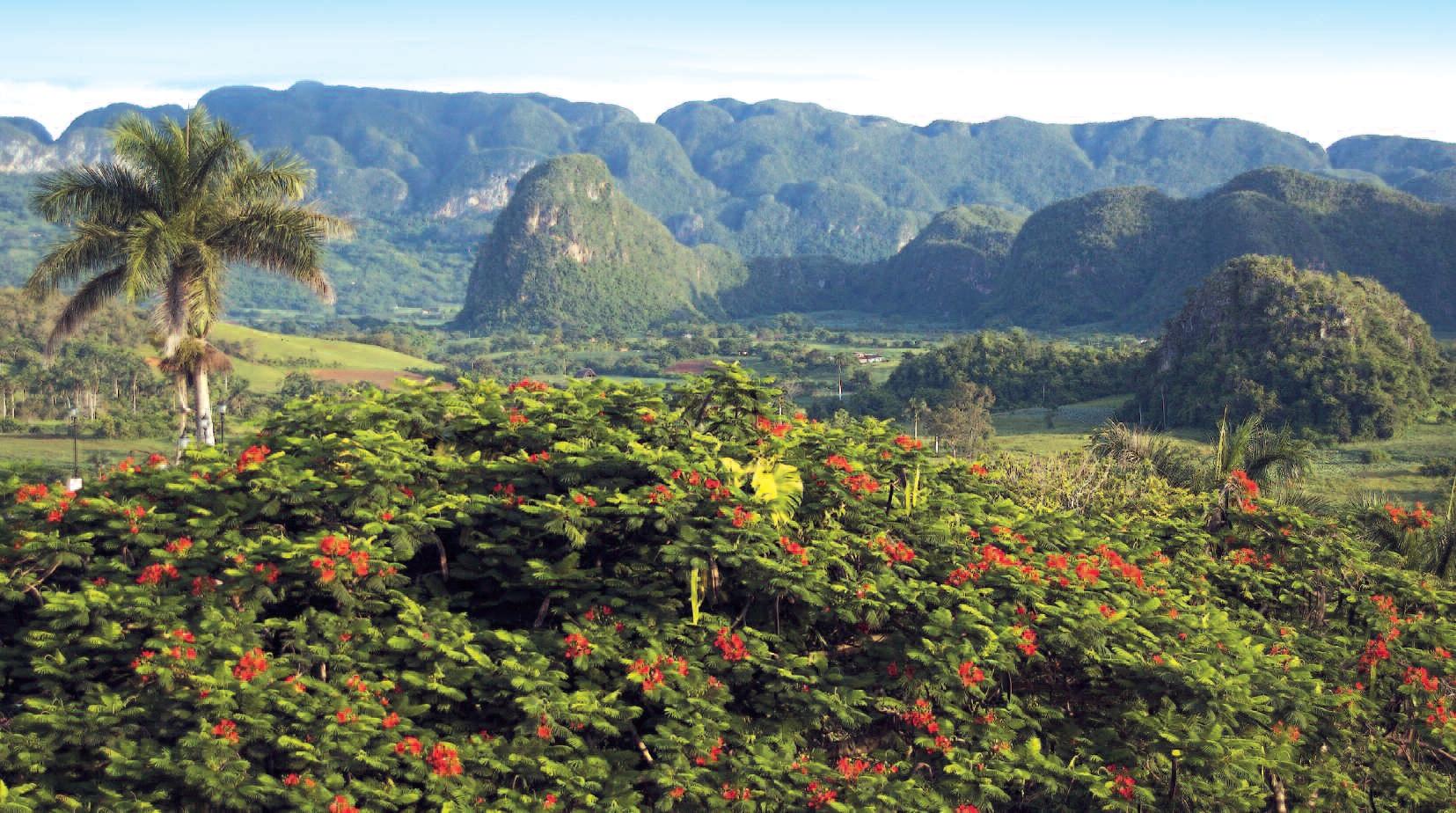 Pod pojmem Kuba si představíme buď Havanu, nebo pláže. Úžasně ale vypadá i vnitrozemí.
