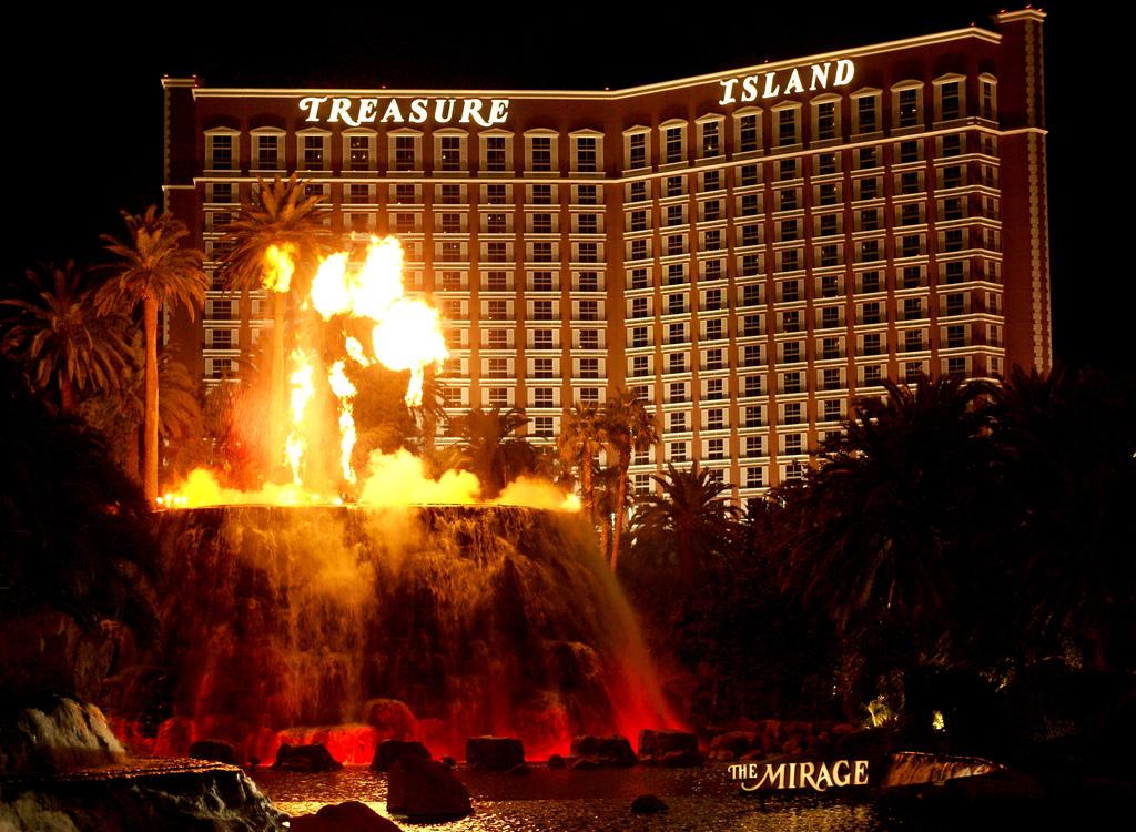 Vegas orgie