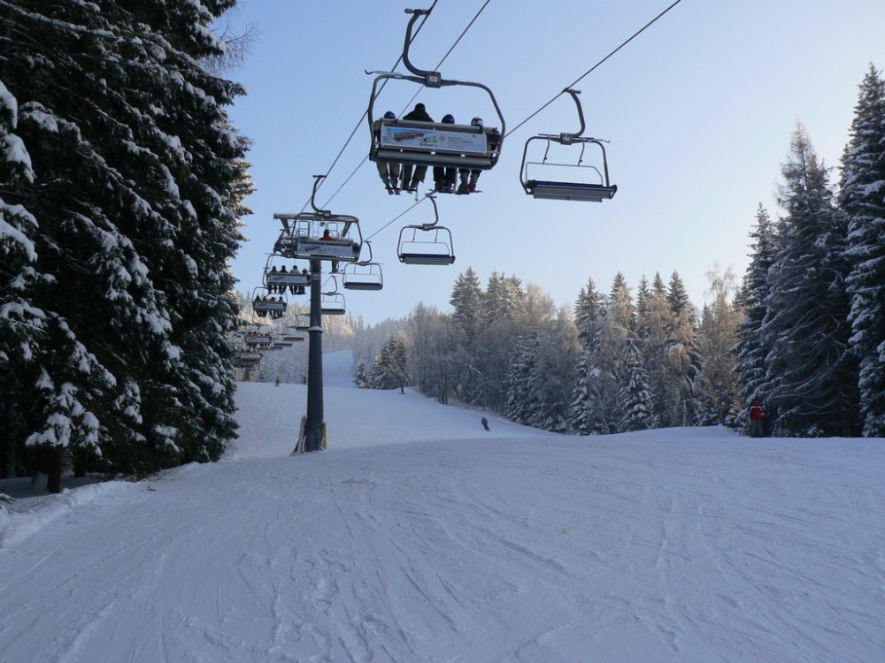 Ski areál v Jizerkách s ambicemi konkurovat těm krkonošským? Jedině Tanvaldský Špičák!