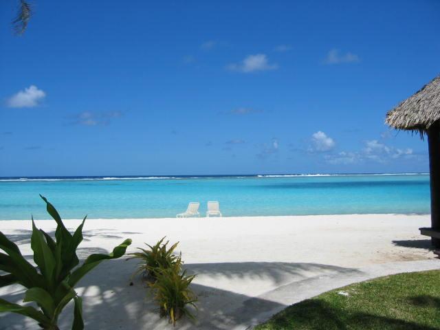Tohle je Tahiti, konkrétně místo zvané Huahine.