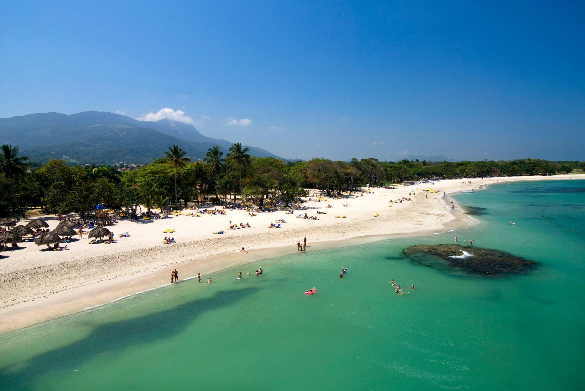 V Dominikánské republice je krásně!