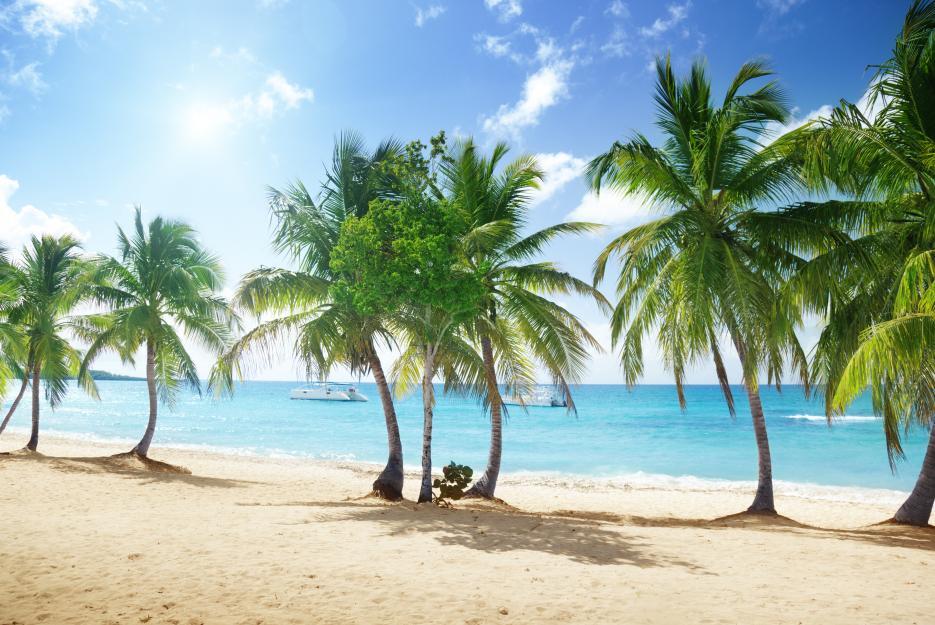 Plážová oblast Punta Cana v Dominikánské republice je oblíbená i v České republice.