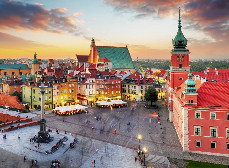 Polská metropole není příliš lákavá, ale jakmile ji prozkoumáte, změníte na ni názor.