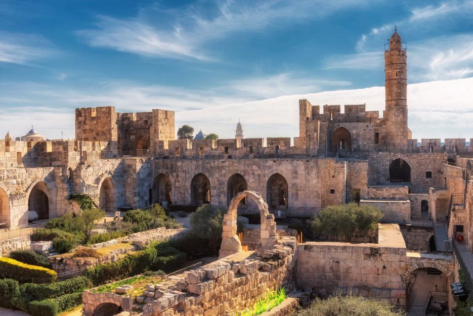 Součástí citadely je také archeologické naleziště.