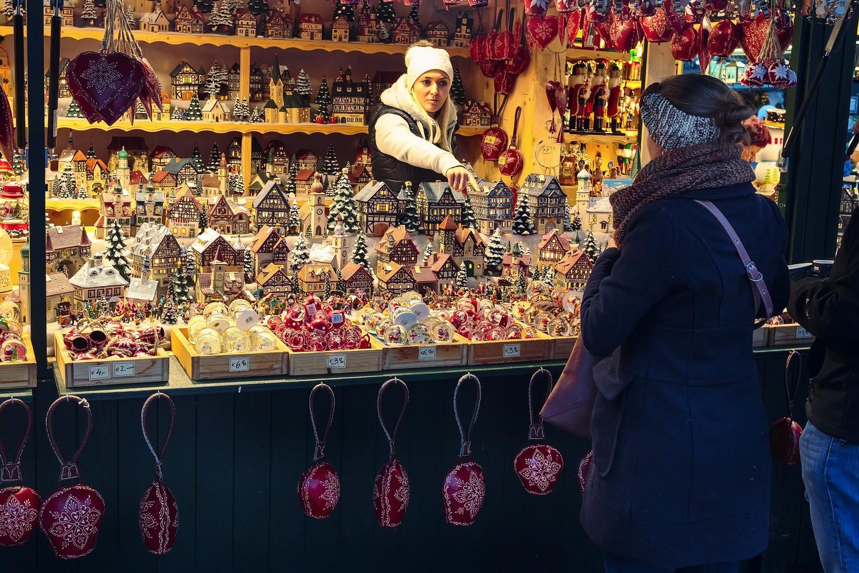 V Rakousku bývají nádherné vánoční trhy. Nechte se tu naladit na zimní svátky!