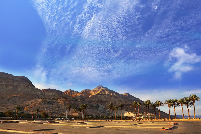 Okolí Mrtvého moře