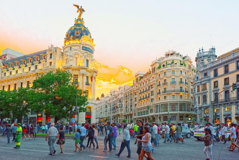 Na Madrid si rozhodně udělejte víc času. Nebudete litovat.