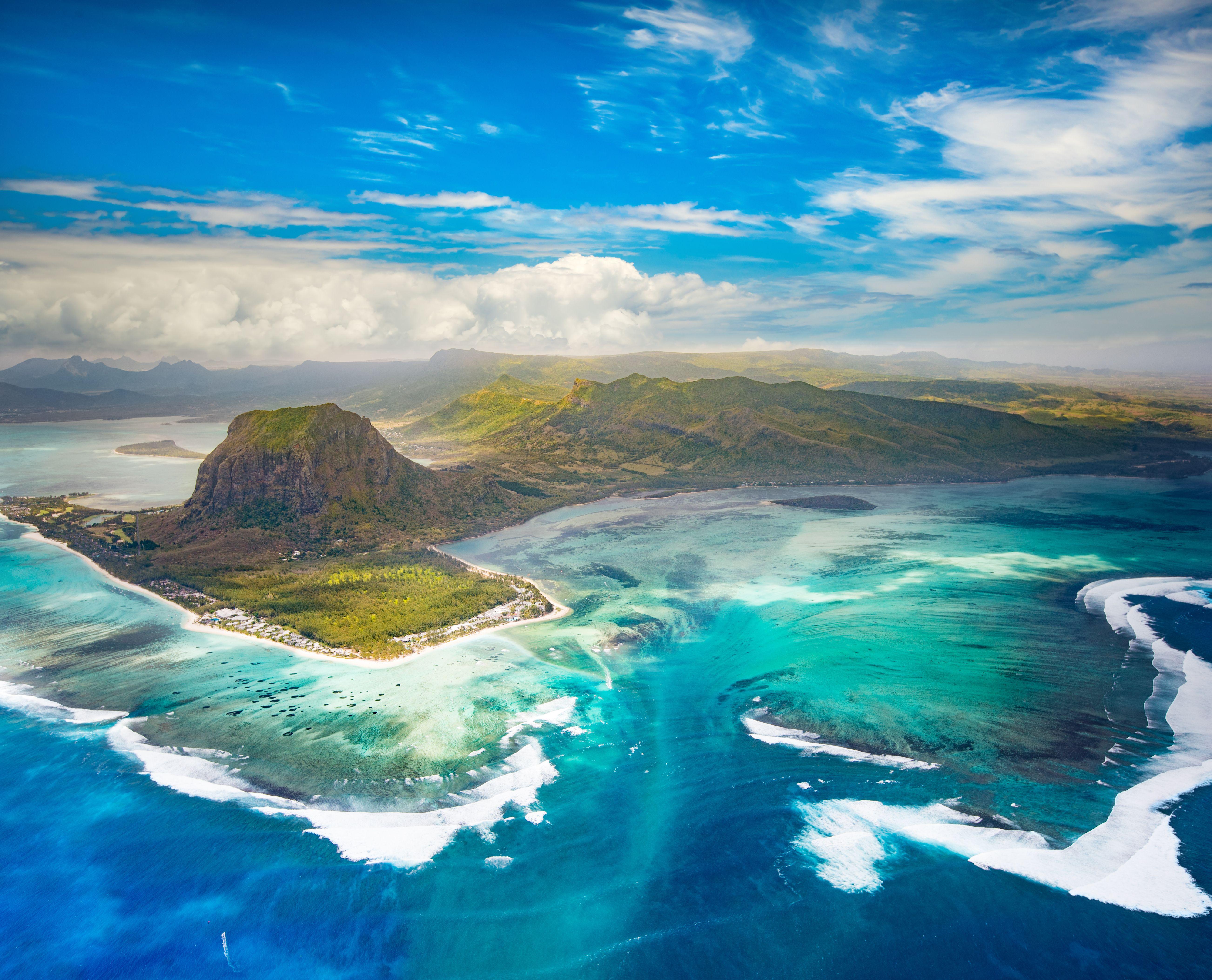Jeden z nejfotografovanějších koutů světa najdete na Mauritiu.