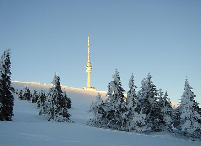 Ski areál Praděd je nejvýše položeným střediskem u nás. Ne nadarmo se mu přezdívá