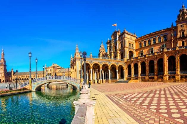 Sevilla, Andalusie