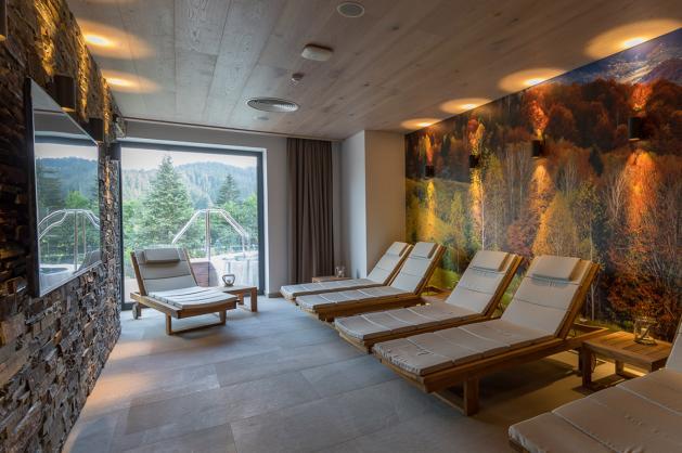 Grandhotel Tatra ve Velkých Karlovicích