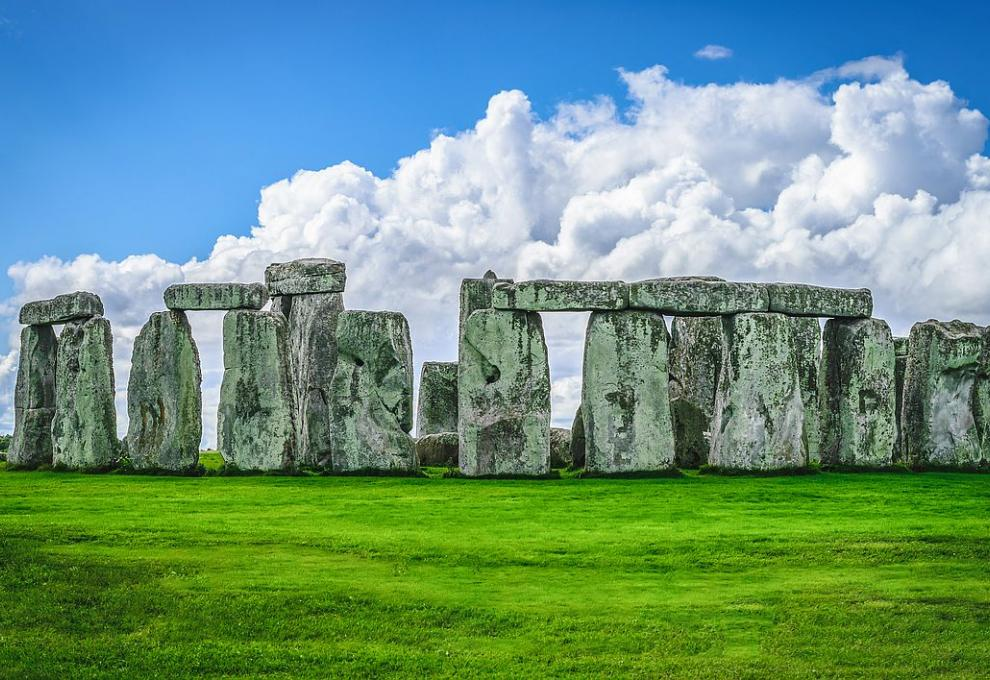 Stonehenge datovania