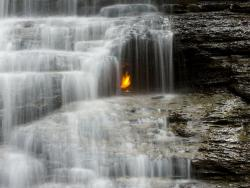 Eternal Flame Falls v Buffalu